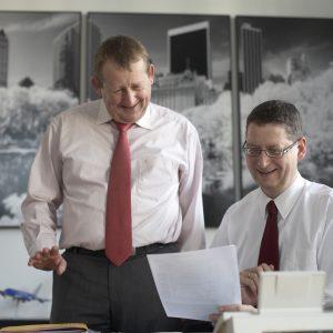 Günter Rudolph & Thorsten Schäfer-Gümbel