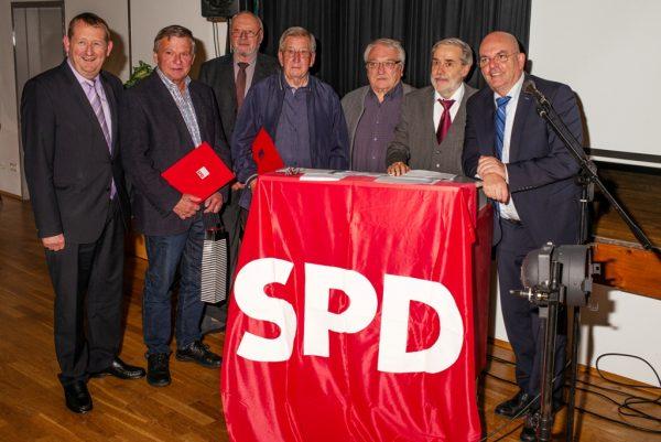 100 Jahre SPD Guxhagen